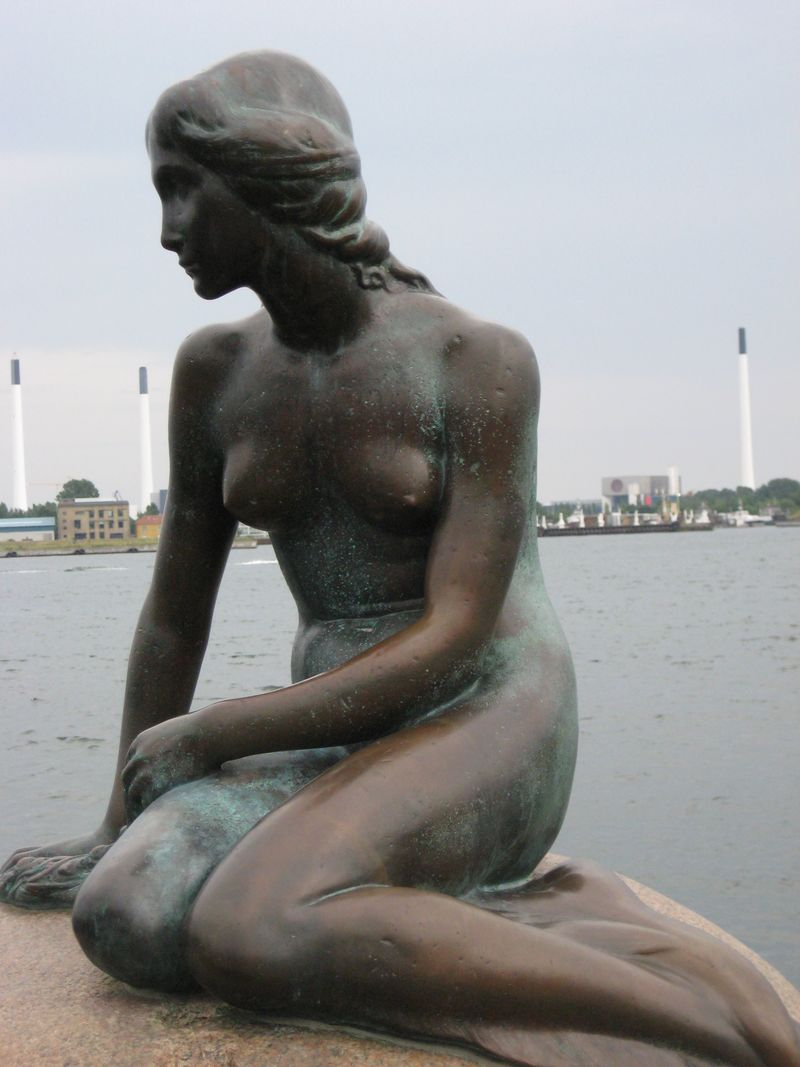 The_Little_Mermaid_Statue_Copenhagen_Denmark